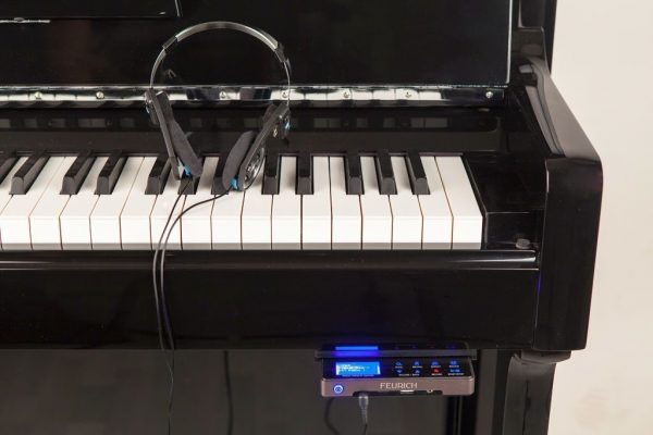 نوآوری های پیانو فویریخ