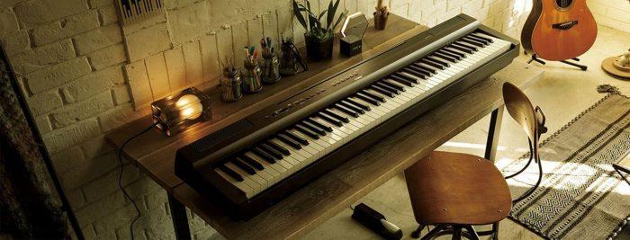 یاماها بهترین مارک پیانو