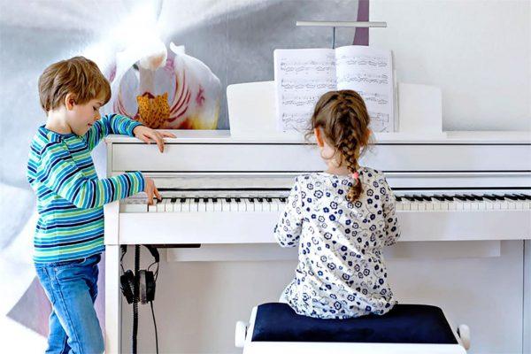 بهترین سن شروع پیانو