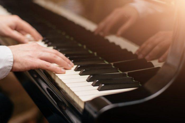 صدای پیانو